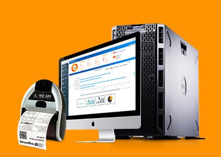 sistema ERP de gestion integrado contabilidad